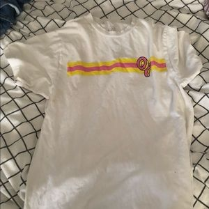 White OF T-shirt size small!